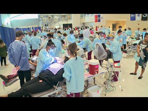 Kostenlose Massenuntersuchung in den USA: Zum Zahnarz ...