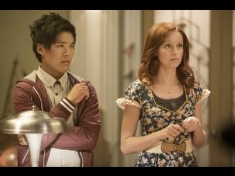 """The Librarians After Show Season 1 Episodes 9 & 10 """"City of Lights; Loom of Fate""""   AfterBuzz TV"""