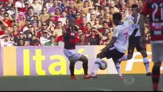 jogo Completo Flamengo 1 x 2 vasco 28º rodada brasileirão