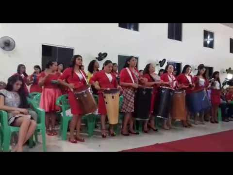 Grupo de Percussão Renovação da Assembleia de DEUS de Governador Newton Bello-MA
