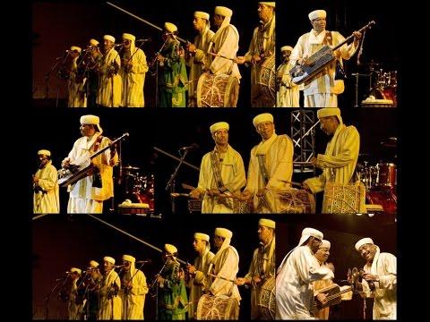"""Lila MàaLam Mustapha Bakbo 2015 -""""_ Lailaha Lah Samawi _-"""" & Gnawa Oulad Bambra"""