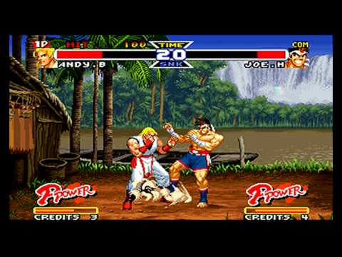 real bout fatal fury 2 neo geo cd
