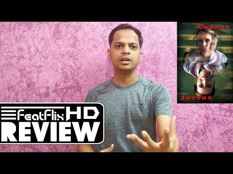 Unsane (2018) Horror & Thriller Movie Review In Hindi | FeatFlix