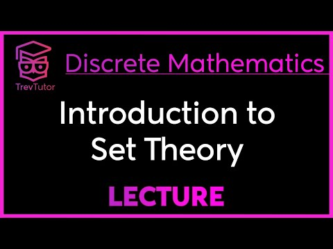 INTRODUCTION to SET THEORY - DISCRETE MATHEMATICS