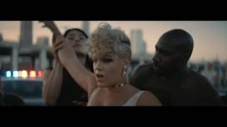 P!nk - What About Us (Cash Cash Remix Music Video)