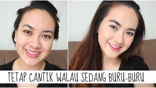 Video Tutorial Makeup Simple Ga Pakai Lama (pacar tidak akan marah karna nunggu lama) MP3, 3GP, MP4, WEBM, AVI, FLV Mei 2018