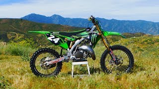 4. 2019 Kawasaki KX 125? Project Pro Circuit 2 Stroke - Dirt Bike Magazine