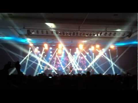 Michael Learns To Rock – THAT'S WHY YOU GO AWAY (Live in Yogyakarta)