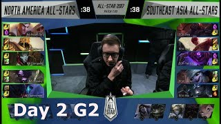 Video NA LCS vs SEA | Day 2 of LoL 2017 All Star Group Stage | NA LCS All-Stars vs SEA All-Stars MP3, 3GP, MP4, WEBM, AVI, FLV Agustus 2018