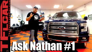 Ask Nathan # 1: Behind the Scenes & What's Coming up on TFL Car & Truck by The Fast Lane Car