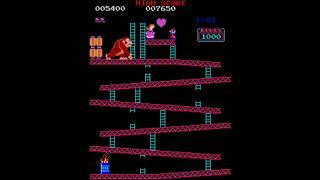 Arcade Archives: Donkey Kong [International Version] (Nintendo Switch) by Sixx