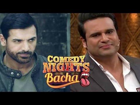 Comedy Nights Bachao Taaza | Angry John Abraham Wa