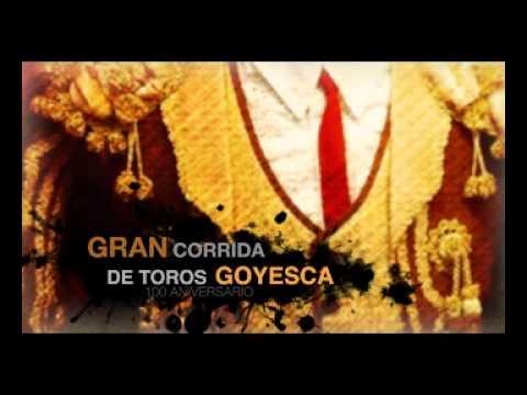 Monóvar anuncia su Gran Corrida de Toros Goyesca 2013