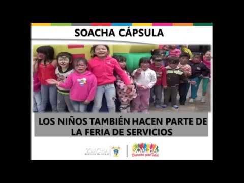 Soacha Cápsula Feria de Servicios Comuna 4