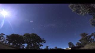 Chinchilla Australia  City pictures : GoPro Star Time Lapse: Chinchilla Nightlapse Australia