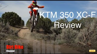 8. KTM 350 XC-F Review