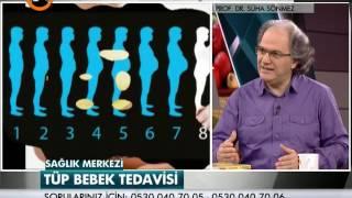 Tüp Bebek Tedavisi -Kanal 24 Sağlık Merkezi - Prof. Dr. Süha Sönmez - 19.04.2015