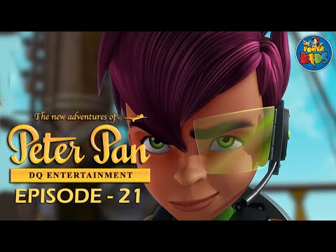 Peter Pan ᴴᴰ [Latest Version] - The Never Movie - Animated Cartoon Show