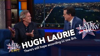 Video Hugh Laurie Tells Americans What They Should Really Be Worried About MP3, 3GP, MP4, WEBM, AVI, FLV Januari 2018