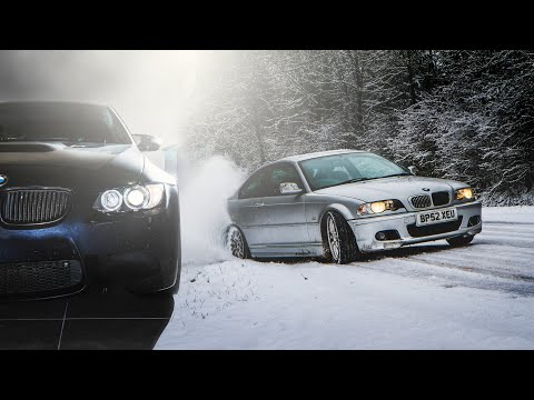 BMW E46 325 & E92 M3: BEST DAILY AND TRACK CARS