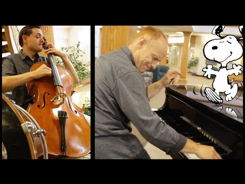 Charlie Brown Medley - ThePianoGuys Video