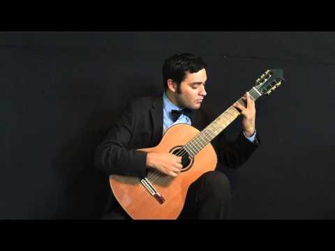 Canon in D, Pachelbel: Jesse Ramirez, classical guitar