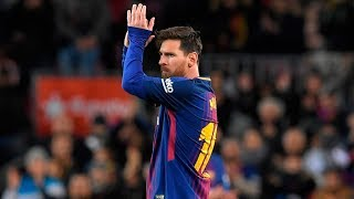 Video 5 Times Lionel Messi Was Applauded by Rival Fans MP3, 3GP, MP4, WEBM, AVI, FLV April 2019