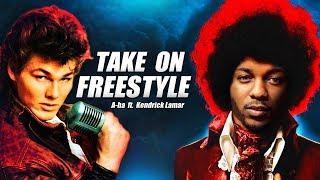 "Kendrick Lamar Vs. A-ha - ""Take On Freestyle"" (Mashup)"