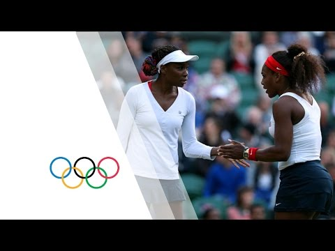 Tennis Women's Doubles Semifinals – RUS v USA – Full Replay – London 2012 Olympic Games
