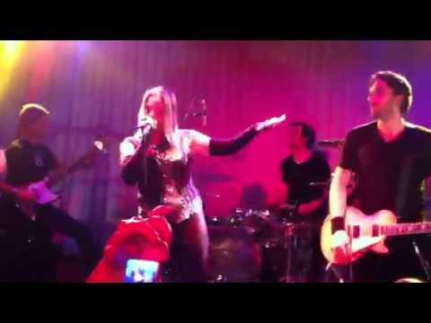 The Noise Upstairs  - Uprising, Muse - Rock of Dreams concert: Lundqvist,McEnroe, Healy
