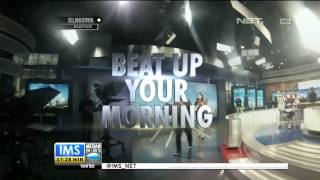 Video Behind The Scene Indonesia Morning Show - IMS MP3, 3GP, MP4, WEBM, AVI, FLV Desember 2017