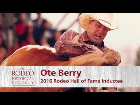 Explore the West - 2016 Rodeo Inductees