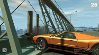 100 ways to die in GTA 4