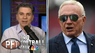 Cowboys' Jerry Jones leaves door open for coaching change | Pro Football Talk | NBC Sports