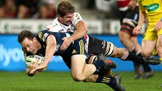 Highlanders v Lions Rd.13 2018 Super rugby video highlights