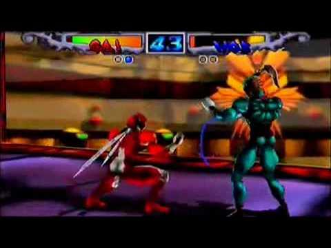 Dual Heroes Nintendo 64