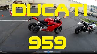 10. 2016 DUCATI 959 PANIGALE REVIEW.......THIS BIKE SUCKS!!!!