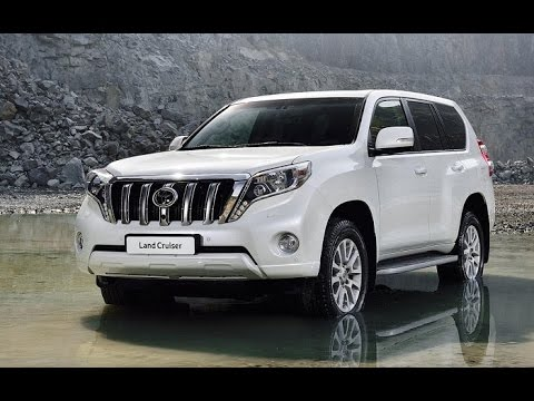 The All New 2015 Toyota Land Cruiser Interior And Exterior Review