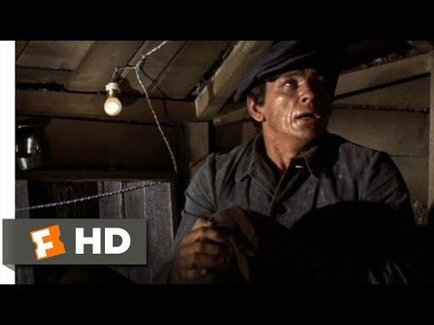 The Great Escape (9/11) Movie CLIP - Danny Gets Claustrophobic (1963) HD