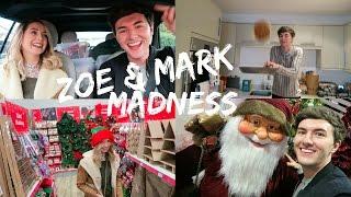 ZOE AND MARK MADNESS! || MARK FERRIS