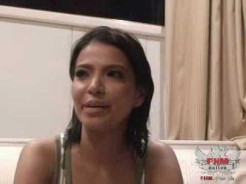 ALESSANDRA DE ROSSI: FHM PHOTO SHOOT & INTERVIEW