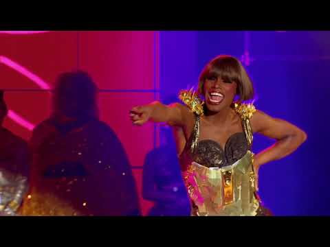 The Princess VS Dida Ritz - This Will Be Lipsync HD | Rupaul Season 4 Episode 3