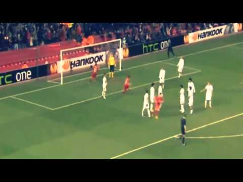 Liverpool Vs. Zenit 3-1 All Goals & Highlights 21_02_2013  FULL HD