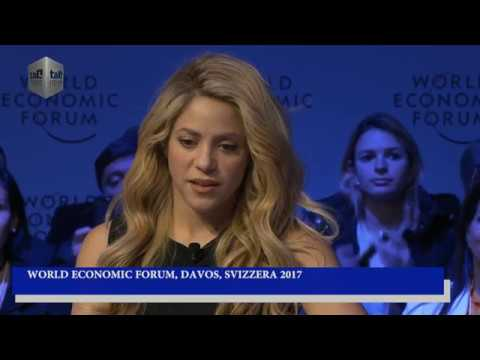 WORLD ECONOMIC FORUM 2017, DAVOS, SVIZZERA