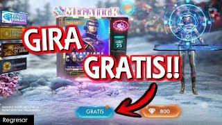 Truco! Como Girar el Luck Royale Diamante Totalmente Gratis!! | Free Fire | Toti Gaming