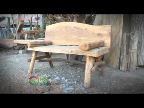Troncos arboles videos videos relacionados con troncos for Muebles con troncos