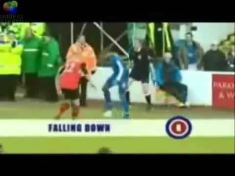 lustige Fußball Pannen, funny football moments   YouTube