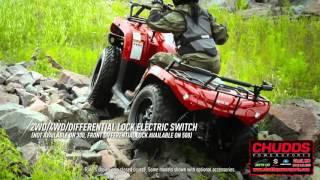 8. 2015 Arctic Cat 500 EFI 4X4 ATV For Sale At Chudd's