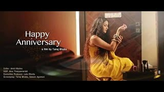 Video Happy Anniversary by Tanuj Bhatia Starring Tanuka Laghate(Official) MP3, 3GP, MP4, WEBM, AVI, FLV Desember 2017