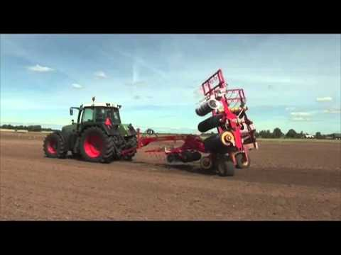 Video: How to Fold Carrier Tillage